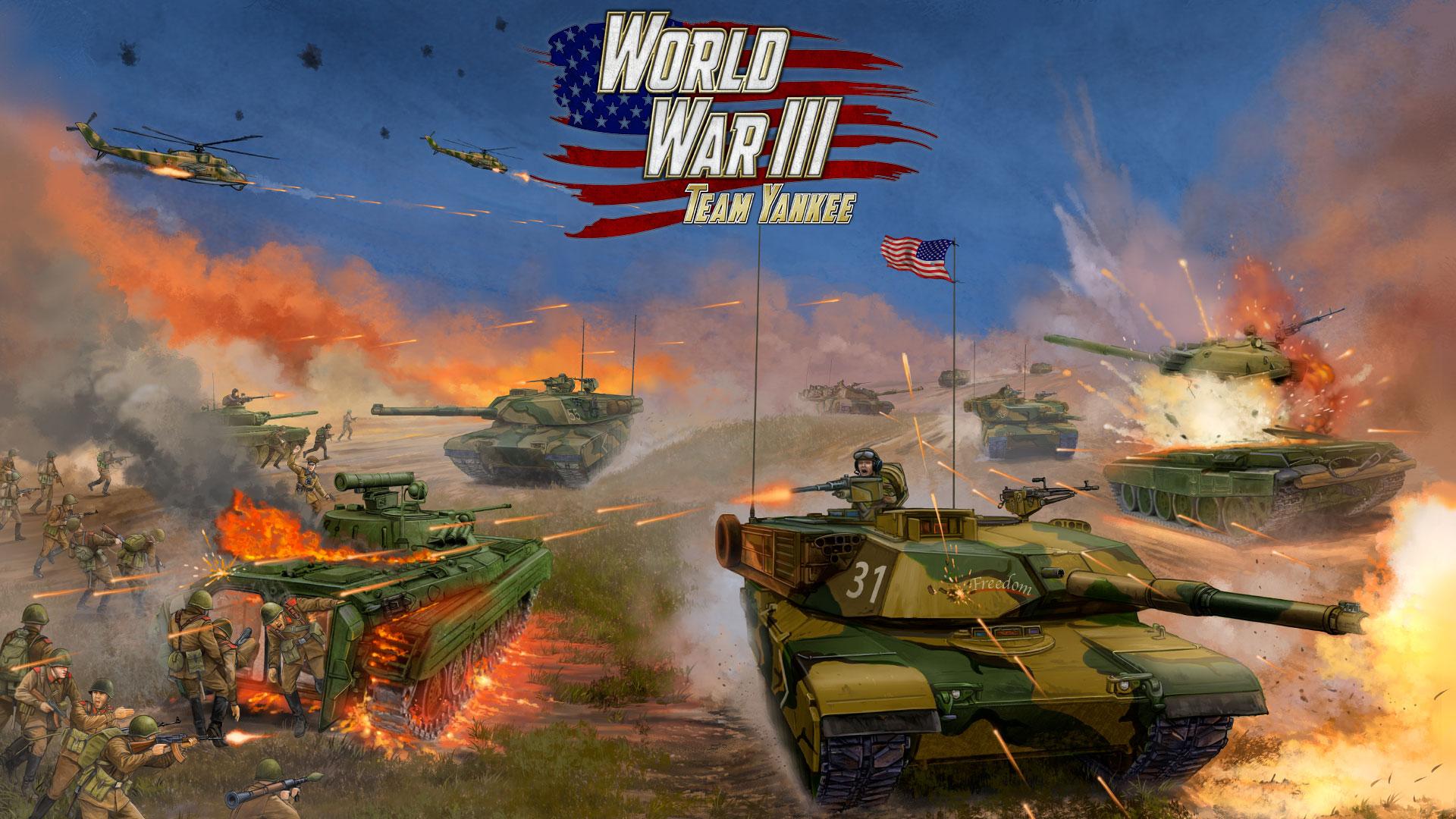 World War III Team Yankee