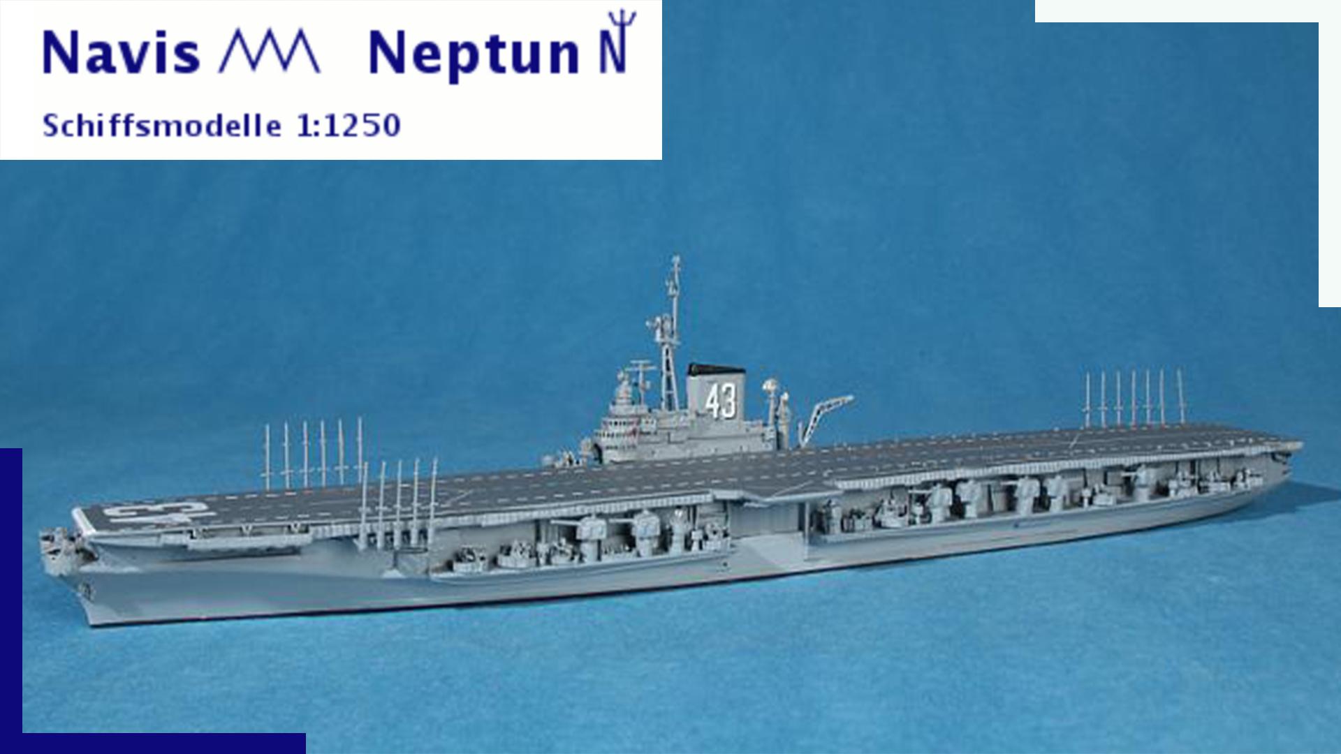 Navis-Neptun Model Ships