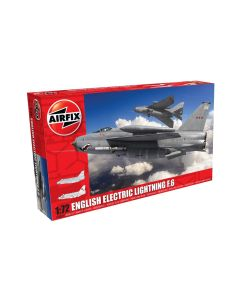 Airfix 05042A English Electric Lightning F6 1/72 Scale Plastic Model Kit