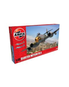 Airfix 09188 Gloster Meteor FR.9 1/48 Scale Plastic Model Kit