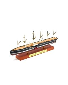 Atlas Editions 7572-008 British Liner Great Eastern 1/1250 Scale Diecast Model