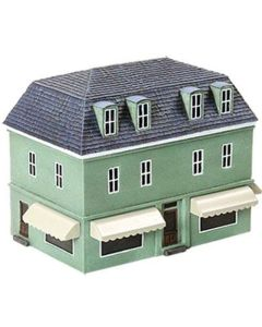 Battlefront BB201 Cafe (1 Cafe) WWII 15 mm Gaming Miniature