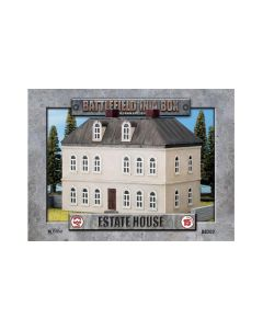Battlefront BB202 Estate House (1 House) WWII 15 mm Gaming Miniature