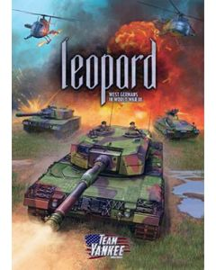 Battlefront FW906 Leopard: West Germans in World War III Reference Book
