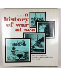 A History of War at Sea by Helmut Pemsel Naval Institute Press Hardcover 1979