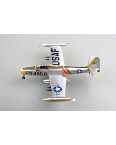 Easy Model 37105 Republic F-84E William Bertram Korea 1951 1/72 Scale Model