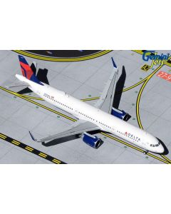 GeminiJets 1892 Delta Airlines Airbus A321 'N327DN' 1/400 Scale Diecast Model