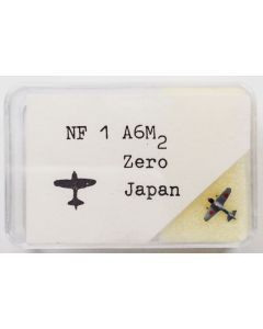 Neptun FB 1 Japanese A6M2 Zero 1/1250 Scale Model