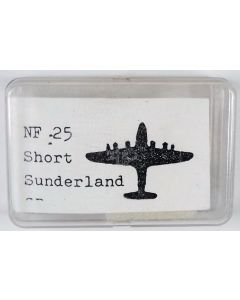 Neptun FB 25 British Short S.25 Sunderland I 1/1250 Scale Model