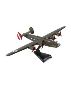 Postage Stamp 55573 B-24J Liberator 'Witchcraft' 1/163 Scale Model