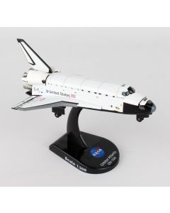 Postage Stamp 58231 NASA Space Shuttle Atlantis 1/300 Scale Diecast Model