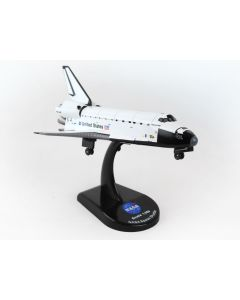 Postage Stamp 58232 NASA Space Shuttle Discovery 1/300 Scale Diecast Model
