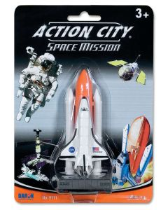 Realtoy 38141 NASA Space Shuttle on Launchpad