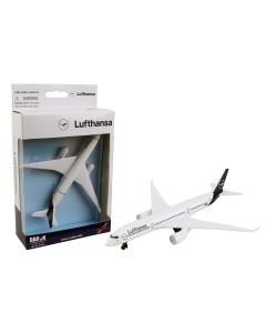Lufthansa Airliner Toy Airplane Diecast with Plastic Parts